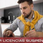 runt licencias suspendidas