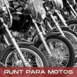 runt para motos y motocicletas